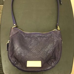 MARC JACOBS purple purse!